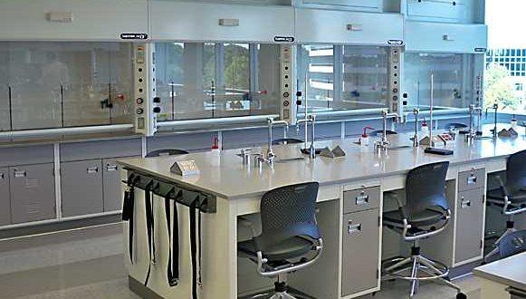 راه اندازی یک آزمایشگاه